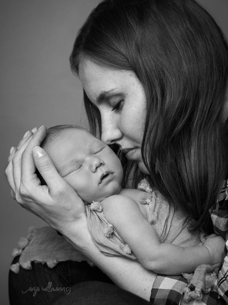 neugeborenen fotografie kassel